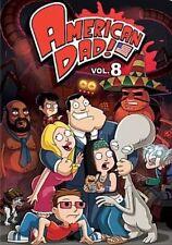American Dad Volume 8 R1 DVD Set Seth MacFarlane