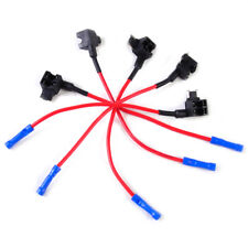 5pcs Add-A-Circuit Fuse Tap Adapter Holder Low Profile APS ATT Micro Blade