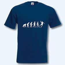 T-Shirt, Fun-Shirt, Evolution Handball, S-XXXL