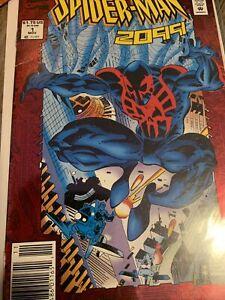 spiderman 2099 #1