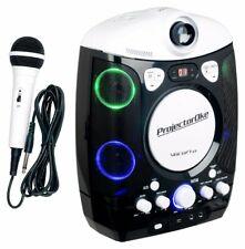 VocoPro ProjectorOke Karaoke System & LED Projector with CDG/Bluetooth