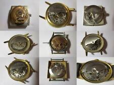 Konvolut Uhren Automatik Uhrwerke Automatic Movements ETA Otero PUW Felsa HB  AS