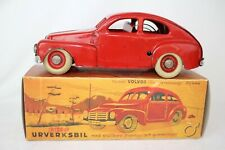 Brio Toys, 1950's Volvo PV 444 Windup Tin Sedan, Nice Original
