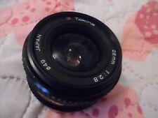 Objectif Tokina 28 mm 1 : 2,8