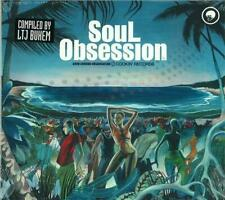 SOUL OBSESSION Compiled By LTJ Bukem - V/A (New & Sealed) Nookie Sian Cadien CD