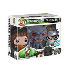 GATE KEPPER ZUUL KEY MASTER ghostbusters Funko Pop! wal-mart exclusive