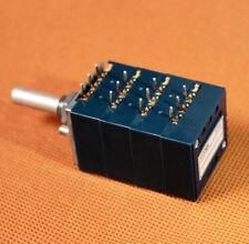 1pcs ALPS ALPS RK27114A 50KAX4 A50K 4-gang Quad Volume Potentiometer