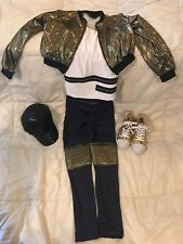 EUC Girls Boutique,Chasing Fireflies pageant/Halloween outfit hat &, shoes