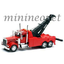 NEW RAY 10873 KENWORTH W900 WRECKER TOW TRUCK 1/32 CONSTRUCTION VEHICLE RED