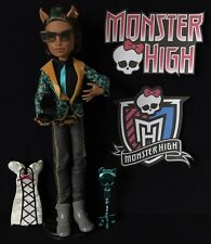 CLAWD WOLF SWEET 1600 DOLL – MONSTER HIGH, 2011