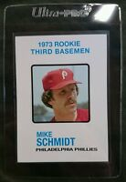2006 TOPPS BASEBALL #17 MIKE SCHMIDT REPRINT PHILADELPHIA PHILLIES HOF MINT