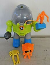 Fisher-Price Octonauts Kwazii's Octo Max Suit COMPLETE