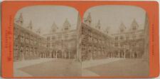 Echtes Original Stereofoto Anvers, Antwerpen, Musee Plantin, Belgien, Albumin