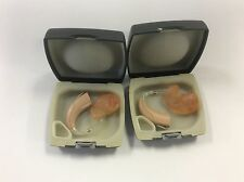 Phonak Perseo 211 Daz Hearing Aid Set / works! SHIPS FREE TODAY