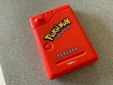 Pokemon - Red Pokedex - 1999 English Version - Tiger Electronics Hasbro USED