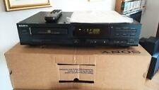 SONY CDP 312 CD Player Imballo Manuale telecomando no es denon marantz luxman