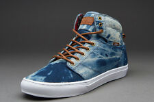 Brand New Men's VANS ALOMAR (CL) BLUE/WHITE SZ US M 8.5 US UK 7.5 EUR 41