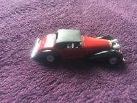 VINTAGE MATCHBOX MODELS OF YESTERYEAR Y17-1 1938 HISPANO SUIZA 1:48