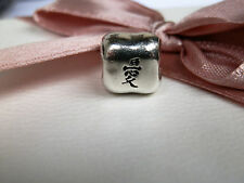 GENUINE PANDORA RARE RETIRED CHINESE LOVE SYMBOL CHARM -790193