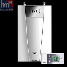 Clage Durchlauferhitzer CFX-U  11-13,5 KW 400 V 2400-26313 inkl. Fernbedienung