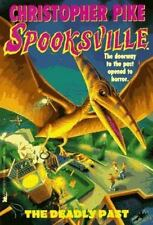 The Deadly Past: Spooksville #11-ExLibrary