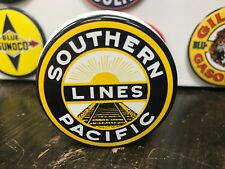 classic SOUTHERN PACIFIC LINES railroad full backed refrigerator MAGNET