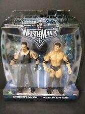Jakks Pacific WWE Wrestlemania 22 Undertaker & Randy Orton Action Figure Series1