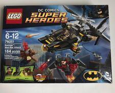 New Lego 76011 DC Comics Super Heroes Batman: Man-Bat Attack 184 Free SHIPPING