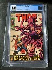 Thor #168 CGC 5.5