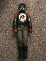 Rare Hasbro 1999 Super X Dirt Biker No Bike Working Order Used