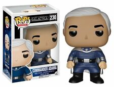 Commander Adama Battlestar Galactica POP! Television #230 Vinyl Figur Funko