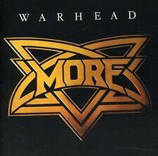 More - Warhead [New CD] Jewel Case Packaging