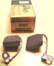 Filko R-58X Brush Set; VINTAGE NOS for; Cadillac Rambler Studebaker and Willys