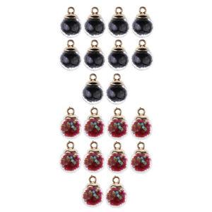 20PCS Charm Unique Charms Pendants for Jewelry Making Bracelet DIY 16mm HOT