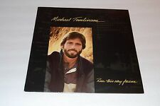 Michael Tomlinson~Run This Way Forever~Desert Rain Records 2301~FAST SHIPPING