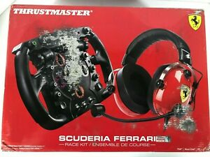 Thrustmaster Scuderia Ferrari Race Kit For PC, PS4 & Xbox One