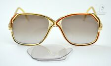 ORiGiNAL NOS 80s Vintage CAZAL 149 Sunglasses W.GER 52-16 S/M Custom Lens UNWORN