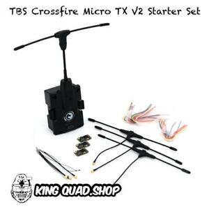 TBS Crossfire Micro TX V2 Starter Set