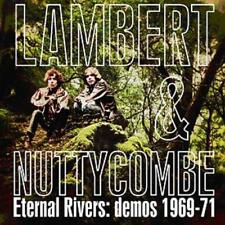 Lambert & And Nuttycombe - Eternal Rivers: Demos 1969-71 (NEW CD)