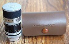 Kern Paillard Switar 36mm 1.8 D mount cine lens | 36 f1.8 36/1.8 Bolex BMPCC