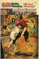 RED SONJA & VAMPIRELLA Meet BETTY & VERONICA #8 NM Bagged & Boarded COVER B HACK