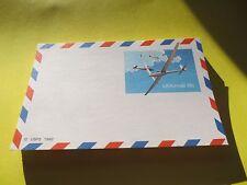 UXC21 28c  Postcard FDC Hand Glider Soaring glider
