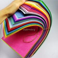 "70 color- 11.8""X6""  fabric Wool blend Felt - (70 Assorted Colors)"