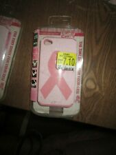 NIP Breast Cancer I Phone 4G Case Tuff Shell Double Layer Cell Case