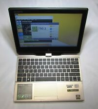 "GIGABYTE U2142 COVERTIBLE ULTRABOOK I5-3337U 4GB DDR3 11.6"" 128GB SSD W8 - NICE!"