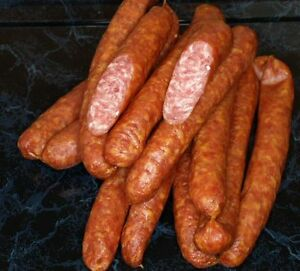 11st.  1kg Westfälische Mettendchen gold gelb geräuchert