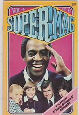 VOLUME 4 #9 SUPERMAG vintage magazine - BENSON - DUKES OF HAZZARD