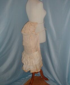 Antique Dress Victorian 1870 to 1880 Lobster Styled Bustle Cage Rare