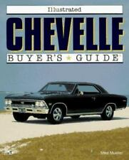 Chevelle Buyer's Guide by Mike Mueller with Photos PAPERBACK EXCELLENT CONDITION