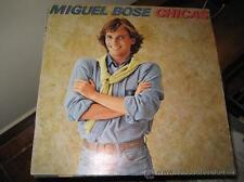 MIGUEL BOSE: LP CHICAS. 1979